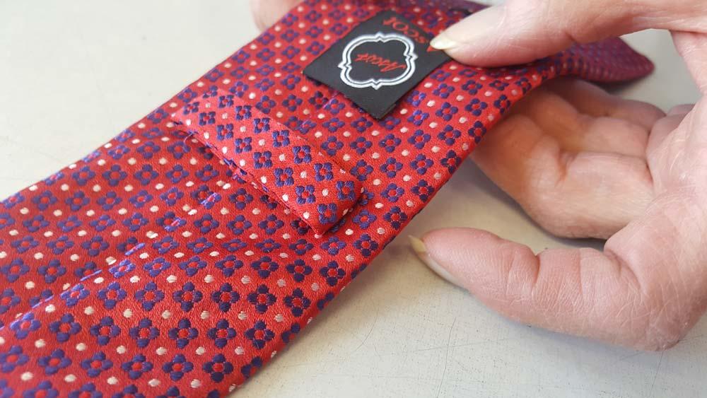 Ascot Tie *Red Highlander*